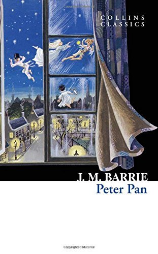 Peter Pan (Collins Classics) by Sir J. M. Barrie (2014-08-28)