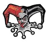 Harley Quinn-Batman-Joker-DC Comics-Embroidered Iron on Applique Patch par I.e.y. Online-store