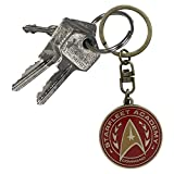 ABYstyle Studio Star Trek Porte-clés Starfleet Academy