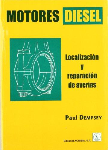 Motores diesel: localización y reparación de averías