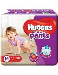 Huggies Wonder Pants Medium Size Diapers (56 Count)