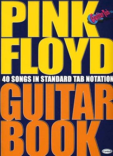Pink Floyd Guitar Book