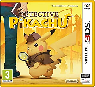 Detective Pikachu - Edición Estándar (B0792PJB9M) | Amazon Products