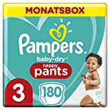 Pampers Baby-Dry Pants, Monatsbox