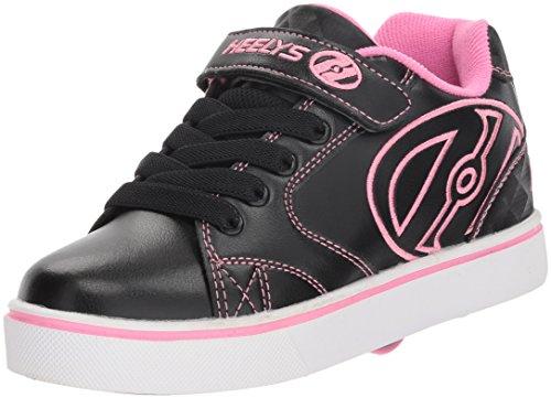 Heelys Vopel X2 Schuhe schwarz-pink Black/Pink, 33 - X2 Heelys Mädchen