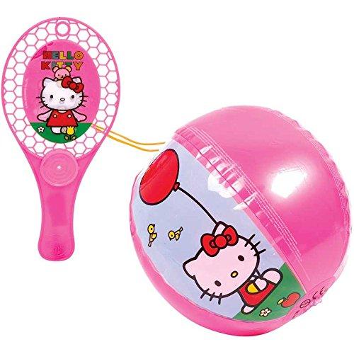 6fcb5ac47e9b6 WDK Partner - A1100240 - Jeu de Plein Air - Tap Ball Hello Kitty