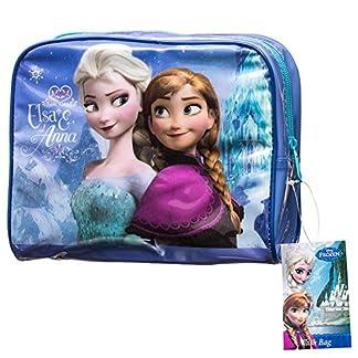 Neceser de Elsa y Anna Disney Frozen Niñas Bolsa de aseo