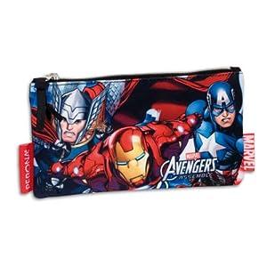 Portatodo Vengadores Avengers Marvel Twister Plano