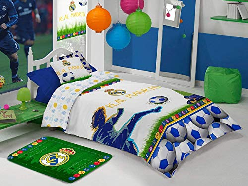 Juego funda nórdica Real Madrid Kids cama 90cm
