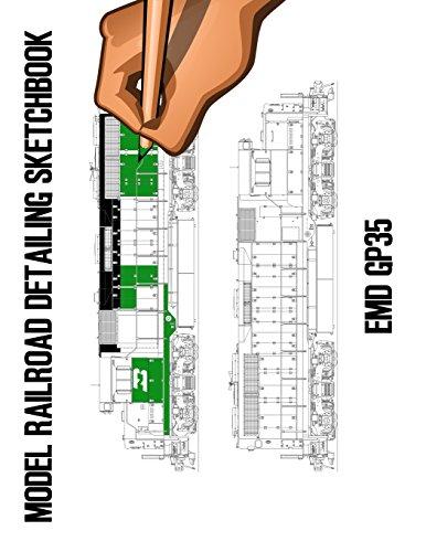 model-railroad-detailing-sketchbook-emd-gp35-a-tablet-for-left-or-right-hand-artists