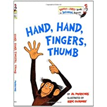 Hand, Hand, Fingers, Thumb (Bright & Early Books) by Al Perkins (1969-09-12)