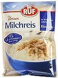 Ruf Heisser Genuss Milchreis Traditione, 16er Pack (16 x 500 ml Beutel)