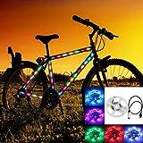 TAOtTAO 5050 helles geführtes 2M Usb führte Streifen-Licht-Fernsehhintergrund-Licht-Farbändern (Mehrfarbig)