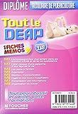 Image de Tout le DEAP en fiches mémos: Diplôme d'Etat Auxiliaire de puériculture