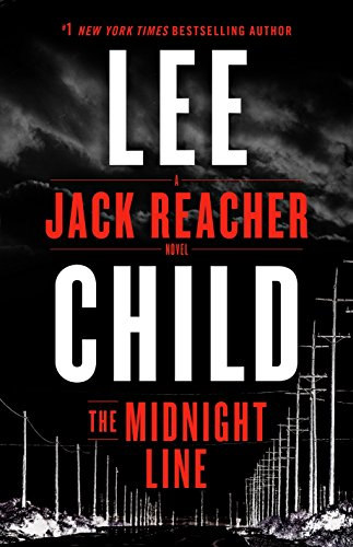 Buchseite und Rezensionen zu 'The Midnight Line: A Jack Reacher Novel' von Lee Child