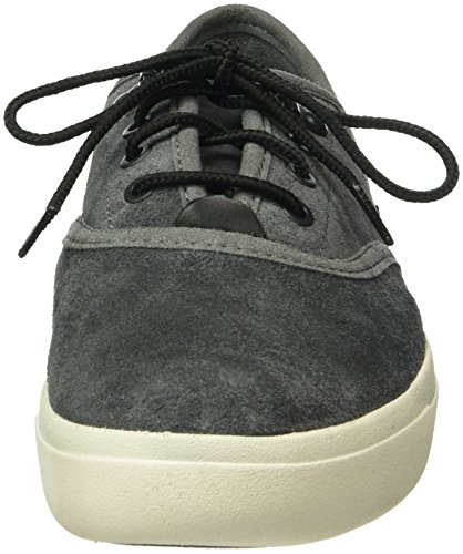 Timberland Amherst Suede Ox, Scarpe Low-Top Donna Grigio