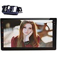 Dual Core CPU Two Din 7 Inch Android 4.2 Universal Touchscreen Car Video Player With Wifi 3G Host GPS Navigation Bluetooth IPOD Connection Radio Car Stereo Auto Radio Headunit+Free Backup Camera