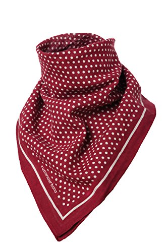 tucano-urbano-69235-racer-bandana-100-cotton-red-micro-pois-biking-however-size