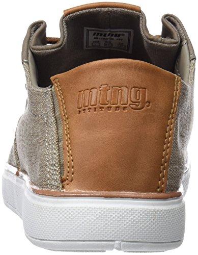 Piedracueroyuri Beigelotus Sneakers Herren MTNG Bambu Yuri Rojo Beige wOzCxYnq