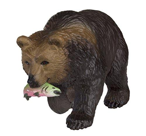 Safari s281929Wild North American Wildlife Grizzly Bär Miniatur -