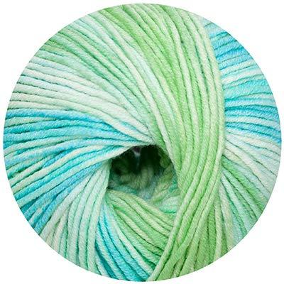 Online Wolle Trend-Collection Linie 110 Timona Design Color 50g Garn 60% Schurwolle Strickgarn Häckelgarn Farbe 305 Design Pate