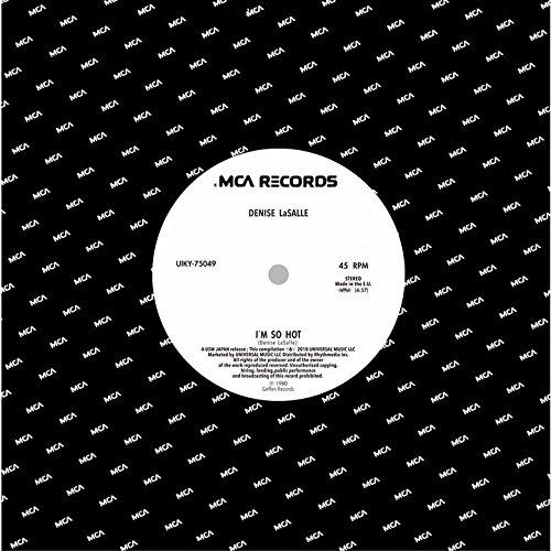 I'm So Hot C/W The Sound Of Music (European Mix Short Edit) [Vinyl LP] -