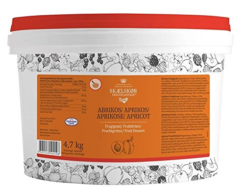 Dänische Fruchtgrütze Aprikose 4,7 kg