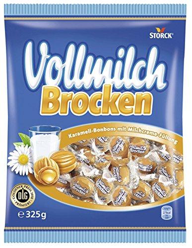 Basis-sortiment (Storck Vollmilch Brocken, 5er Pack (5 x 325 g))