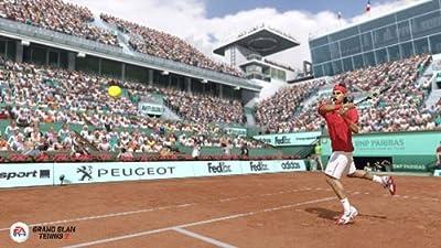 EA Sports Grand Slam Tennis 2 by Electronic Arts