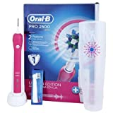 Oral-B Pro 2500Elektrische Rotierende-vibrierende rosa