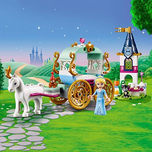 LEGO Disney PrincessTM - Le carrosse de Cendrillon - 41159 - Jeu de construction