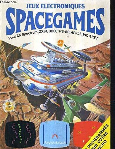 Spacegames (Jeux électroniques) par Daniel Isaaman, Jenny Tyler