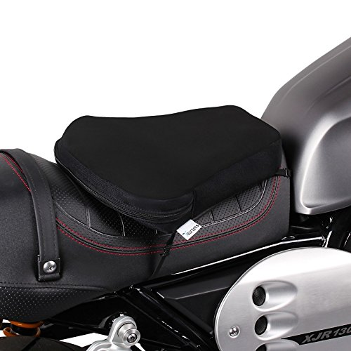 Cuscino da Sella Air M per BMW K 1300 GT/R/S nero