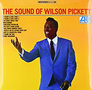 The Sound of Wilson Pickett [VINYL]