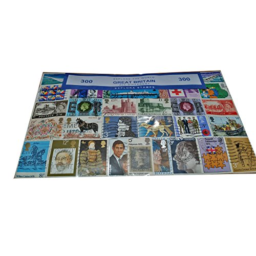 london-england-gb-great-britain-british-uk-stamp-300-stamps-all-different-collection-souvenir-souven