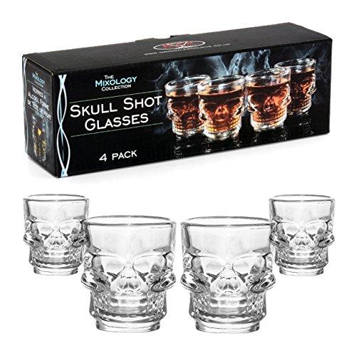 hot-Glas, transparent, 4Stück ()