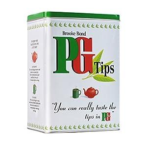 Half Moon Bay Boîte de thé PG Tips - Gras