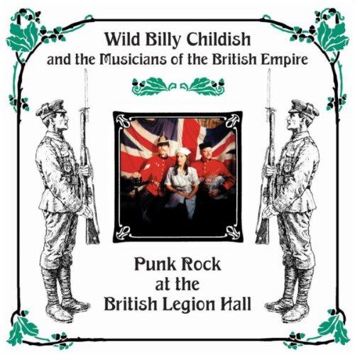 Punk Rock At The British Legion Hall
