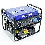 HYUNDAI HY6500ES ATS Generatore corrente 5,5 KW + quadro avviamento automatico