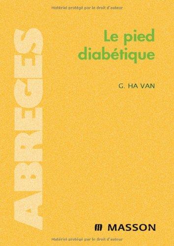 Le pied diabétique: POD