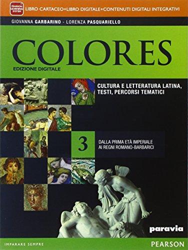 Colores. Per le Scuole superiori. Con e-book. Con espansione online: 3