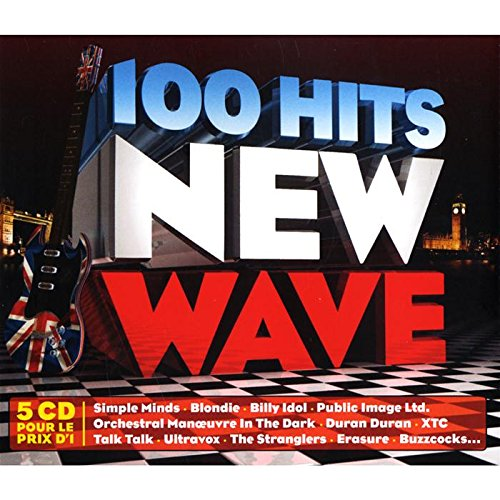 Various: 100 Hits New Wave (Audio CD)
