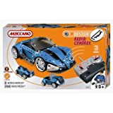 #10: Meccano Design RC Concept Car, Blue