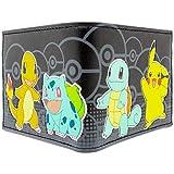 Nintendo Pokemon Charmander Antipasti Nero portafoglio