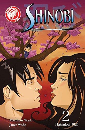 Shinobi: Ninja Princess #2 (English Edition) eBook: Martheus ...