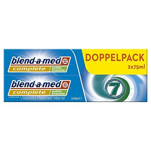 Blend-a-med Complete Milde Frische Zahncreme, 150 ml