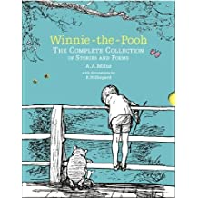 Winnie-the-Pooh: The Complete Collection of Stories and Poems: Hardback Slipcase Volume (Winnie-The-Pooh - Classic Editions)