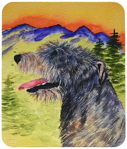 Caroline's Treasures SS8209MP Untersetzer für Maus/Hot Pad/Irish Wolfhound -