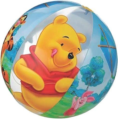 Enfants Disney Piscine & Plaisir Plage Jouet Gonflable Winnie The Pooh - Winnie L'ourson Ballon De Plage