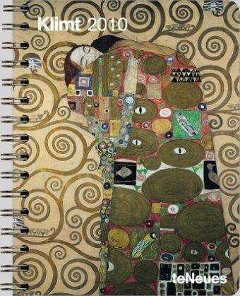 2010 Klimt Deluxe Diary